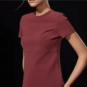 1-01 Babaton Black Structured Autio T-Shirt